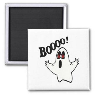 ¡Eli el fantasma expresivo con Boooo Imanes