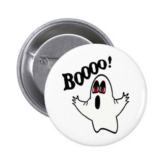 """¡Eli, el fantasma expresivo con """"Boooo! """" Pins"""