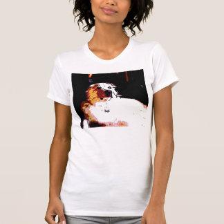 Eli in front of TV T-Shirt