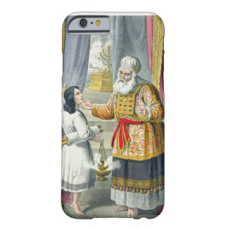 Eli Questioning Samuel Regarding the Vision, from Barely There iPhone 6 Case