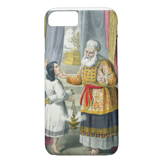 Eli Questioning Samuel Regarding the Vision, from iPhone 7 Case