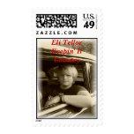 Eli Tellor Postage Stamp