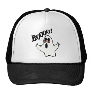 "Eli, The Expressive Ghost With ""Boooo!"" Hat"
