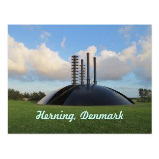 Elia -- Herning, Denmark Postcard