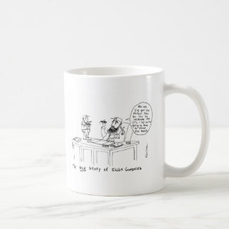 Elian Gonzales - Mini Me Coffee Mug