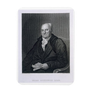 Elias Boudinot, engraved by John Wesley Paradise ( Magnet