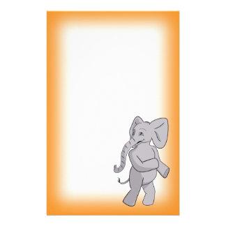 Elias Elephant Stationery