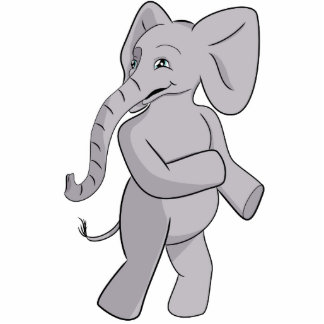 Elias Elephant Statuette