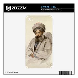 Elias - Jacobite Priest from Mesopotamia iPhone 4S Decals