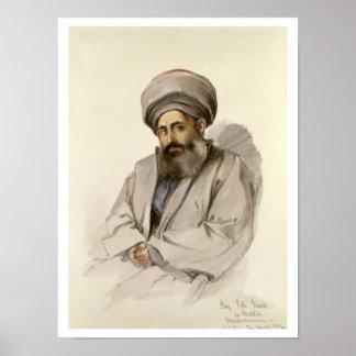 Elias - Jacobite Priest from Mesopotamia Poster
