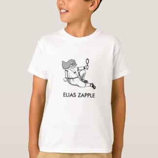 ELIAS ZAPPLE WHITE TEE