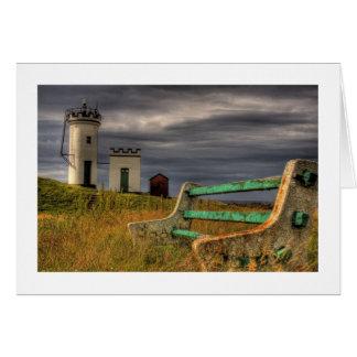 Elie Lighthouse, Scotland Greeting Cards
