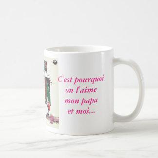 Elie. Ma maman est la plus belle, C'est p... Coffee Mug