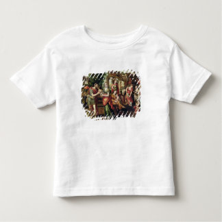 Eliezer and Rebecca at the Well, 1562 Toddler T-shirt