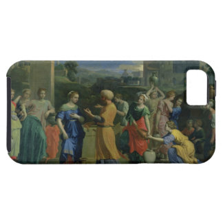 Eliezer and Rebecca at the Well, 1648 (oil on canv iPhone SE/5/5s Case