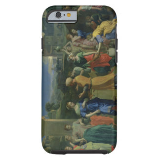 Eliezer and Rebecca at the Well, 1648 (oil on canv Tough iPhone 6 Case