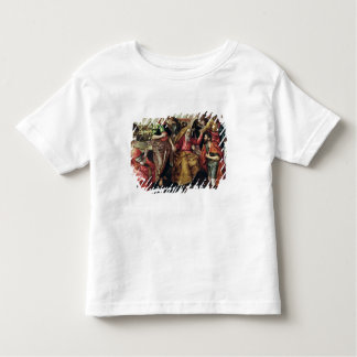 Eliezer Asking for Rebecca to Marry Isaac, 1562 Shirt