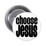Elija a Jesús Pins