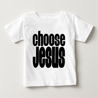 Elija a Jesús Playeras