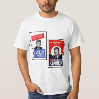 Elija a John F. Kennedy Camisas