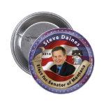 Elija a Steve Daines para el senador de Montana -  Pins