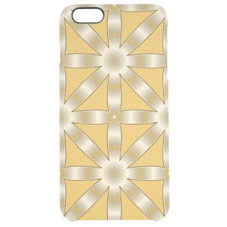 Elija cualquier modelo de estrella repetido color funda clearly™ deflector para iPhone 6 plus de unc
