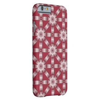 Elija cualquier modelo de estrella repetido color funda de iPhone 6 barely there