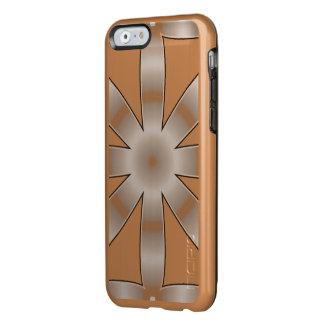 Elija cualquier modelo de estrella repetido color funda para iPhone 6 plus incipio feather shine