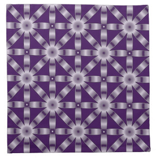 Elija cualquier modelo de estrella repetido color servilleta de papel