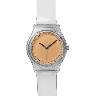 Elija el reloj de encargo 3 del diseñador del