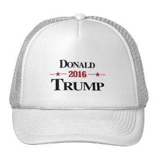 Elija el triunfo en 2016 gorras de camionero