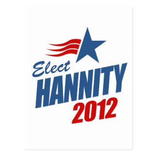 Elija Hannity Postal