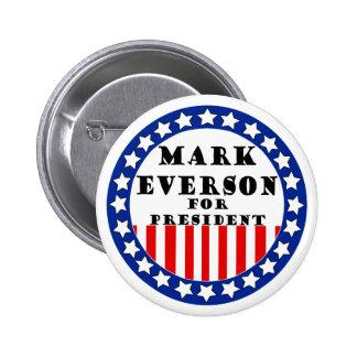 Elija la marca Everson Pin Redondo 5 Cm
