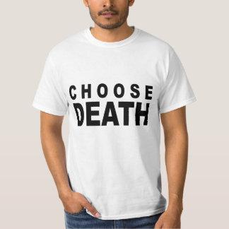 Elija la muerte poleras