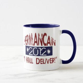 Elija la taza de Herman Caín 2012
