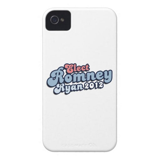 ELIJA ROMNEY RYAN.png iPhone 4 Case-Mate Protector