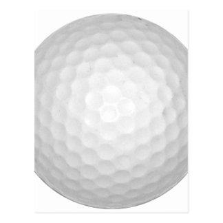 Elija su pelota de golf del color tarjetas postales
