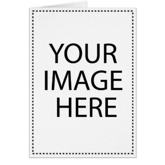 Elija su propia imagen tarjeta de felicitación