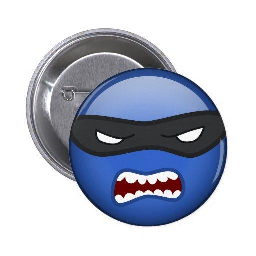 Elija su propio Ninja Smilie Pins