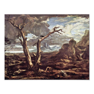 Elijah In The Desert By Washington Allston Announcements