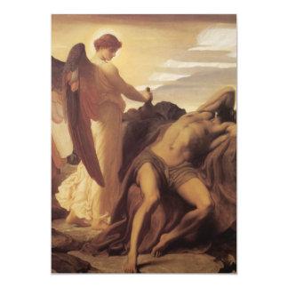 Elijah in the Wilderness Card