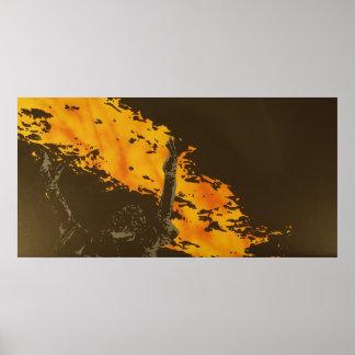 """Elijah"" Painting Print"