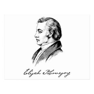 Elijah Parish Lovejoy Postcard