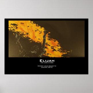 """""""Elijah"""" Poster Print"""