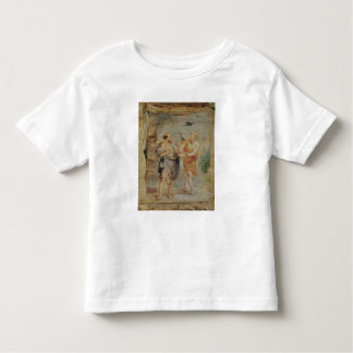 Elijah Receiving Bread and Water from an Angel Toddler T-shirt