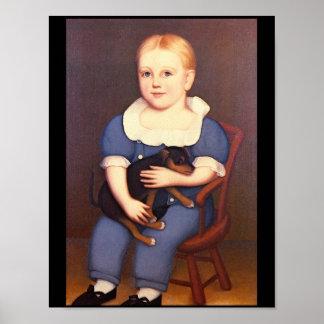 Elijah Thompson', unknown_Portraits Poster