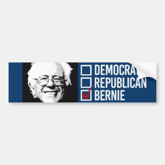 Elijo a Bernie -- Chorreadoras de Bernie - .png Pegatina Para Auto