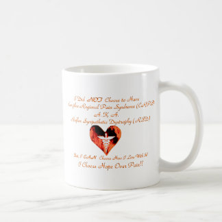Elijo el corazón del naranja y del negro de la esp taza