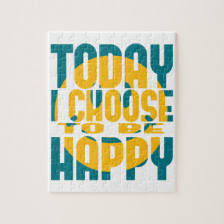 Elijo hoy ser feliz rompecabeza