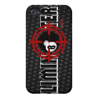 Elimin8ters iPhone 4 Case